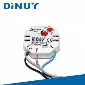 Regulador de intensidad para lamparas LED Dimables Dinuy