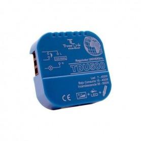 Regulador UNIVERSAL compatible para regulación LED 7 - 400w