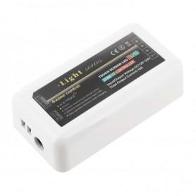 Controlador Serie MI-Light RGB RF hasta 4 zonas 12 / 24v