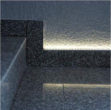 Perfiles de aluminio para led tips decorativos para - Leds para escaleras ...