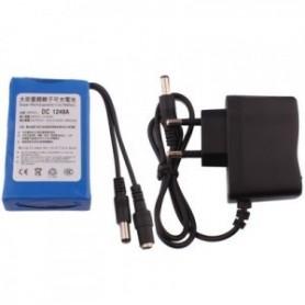Bateria de Litio Recargable para tiras de Led de  4800mAh 12V