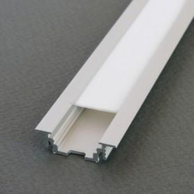 Perfil de aluminio Led GROOVE de 2 metros