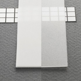 Difusor para perfil Led Plano SU/GR/CO