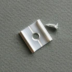 Grapa de montaje para perfil Led Rígida (2 unidades)