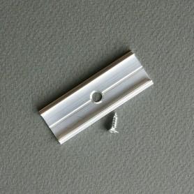 Grapa de montaje unión para perfil Led