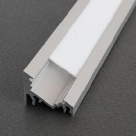 Perfil de aluminio Led CORNER 2 metros