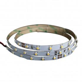 1 metro de tira de led tipo 5050 60 led / m alta luminosidad para exterior color a elegir