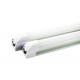 Tubo tipo fluorescente led t5 10w 60cm 52pcs - Tiras de led baratas ...