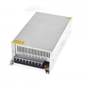 Fuente de alimentación para tiras de led 12V 40A 480W