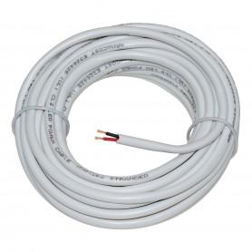 Cable 2 x 0,5mm x metro (2 cables de 0,5mm)