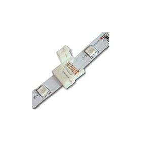Conector Tira de LED RGB 10mm