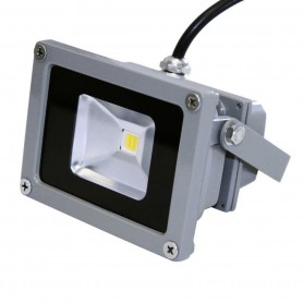 Foco Reflector Interior/Exterior Led 10w Blanco Frio/Calido