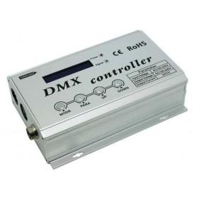 Controladora DMX 512 para tiras de led 220v modelo DMX300