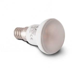 Lampara Reflactora E14 R39 3w 120º 18 LED SMD 2835 en blanco cálido