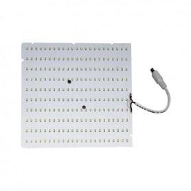 Plancha de led Cuadrado 20w LED IP20 con driver
