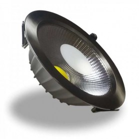 Downlight COB PLATA de 30W 235x70mm