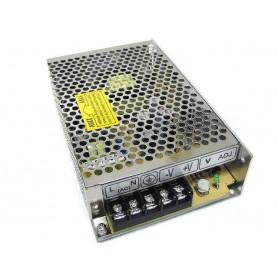 Fuente de alimentación para tiras de led 12V 12,5A 150W