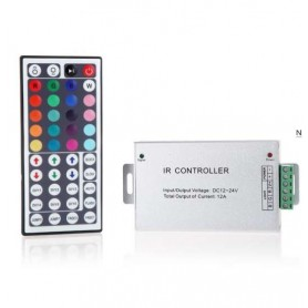 Controladores rgb para tiras de led tiras de led baratas tlb iluminaci n sl - Tlb iluminacion ...