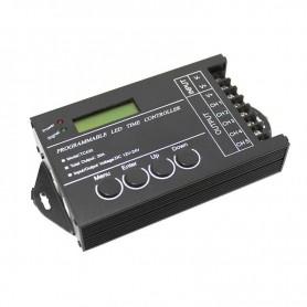 Controlador RGB / Monocolor TIME 5 canales 20A TC-420