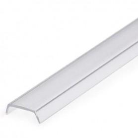 Difusor para perfil de aluminio translucido / transparente / opaco