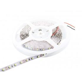 Tira de led flexible de 5 metros SMD 3528 60 led / m Blanco calido  2700 / 3200K sin protección al agua