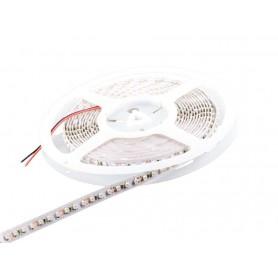 Tira de led flexible de 5 metros SMD 3528 120 led / m Rojo sin protección al agua