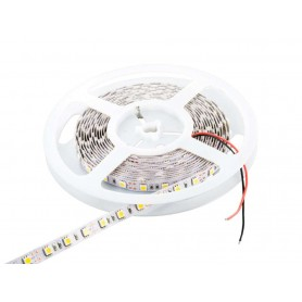 Tira de led flexible de 5 metros SMD 5050 60 led / m Blanco Neutro 4000 / 4500 K sin protección