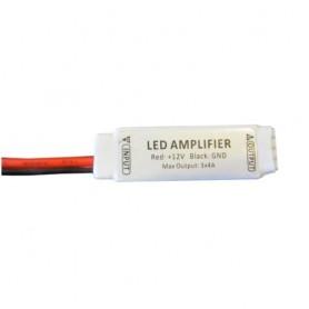 Amplificador para tiras de led RGB mini 92w