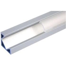 Perfil de aluminio para led G-1919 barra de 1 o 2 metros
