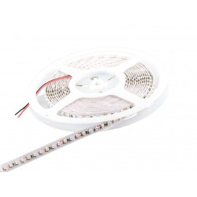 Tira de led flexible de 5 metros SMD 3528 120 led / m Rojo protección IP65