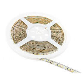 Tira de led flexible de 5 metros SMD 3528 60 led / m Blanco Neutro 4000 / 4500 K protección IP65