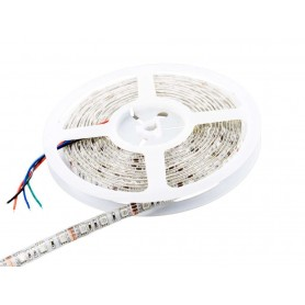 Tira de led flexible de 5 metros SMD 5050 60 led / m RGB protección IP65