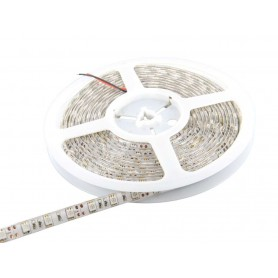 Tira de led flexible de 5 metros SMD 5050 60 led / m Rojo protección IP65