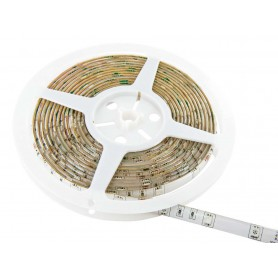 Tira de led flexible de 5 metros SMD 5050 30 led / m RGB protección IP65