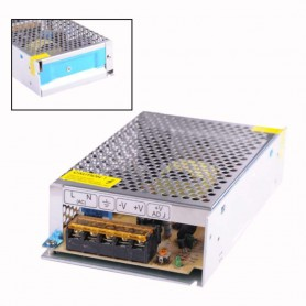 Fuente de alimentación para tiras de led 12V 5A 60W