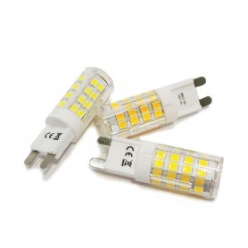 Lampara led G9 4w ALTA LUMINOSIDAD con led SMD 220v Blanco frio / calido