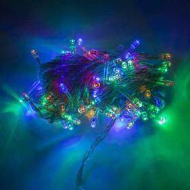 Guirnalda Navidad LED 10 metros 100 led varios colores