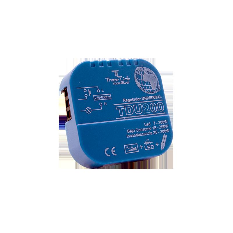 Regulador para led universal compatible para regulaci n for Regulador para led