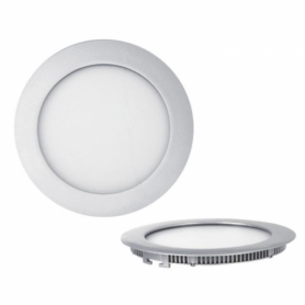 Downlight PLATA 13w led ultrafino empotrable lumenes agujero 175 mm