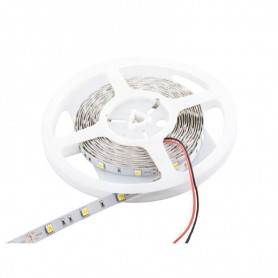 Tira de led flexible de 5 metros SMD 5050 30 led / m Blanco Frío 6000 / 6500 K protección IP65