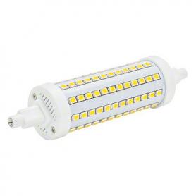 Lámpara LED R7S REDONDA 360º 10W SMD 2835 Blanco frio / Calido