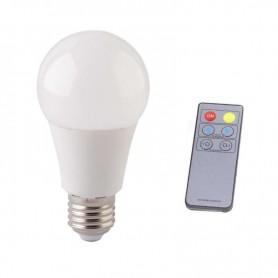Tme tiras de led baratas tlb iluminaci n sl for Bombillas led con mando a distancia