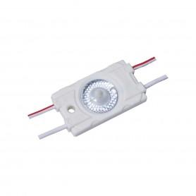 Modulo 1 LED SMD 3030 1,2w 160º BLANCO FRIO 6000k