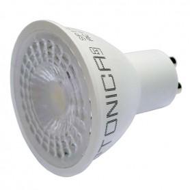 Lampara Dicroica LED GU10 38º SMD2835 5w 400 lumenes