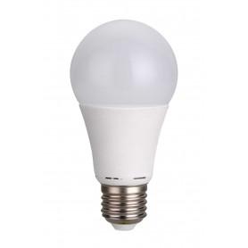 Bombilla E27 A60 10w tipo bulb en Blanco cálido o blanco frio, neutro ángulo 270º