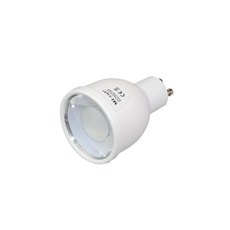 Lampara GU10 4w RGB / Frio Mi-light - hasta 4 zonas