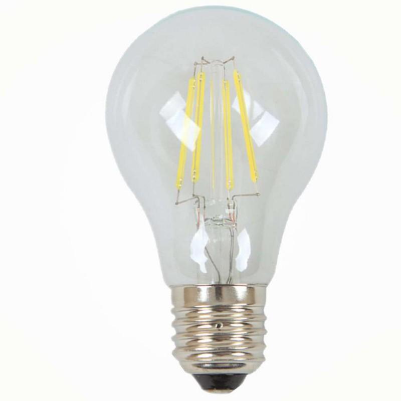 Bombilla Vintage A60 E27 filamento 6,5w 230v