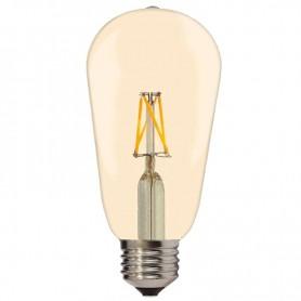 Bombilla Vintage EDISON E27 GOLDEN filamento 4w 230v