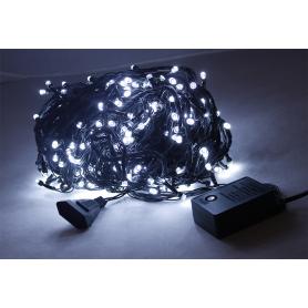 Guirnalda alta calidad 100 led 9 4m blanca calida - Tlb iluminacion ...