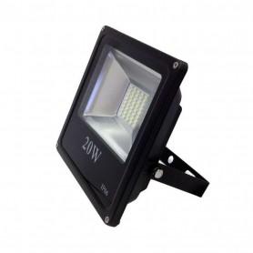Foco Reflector Interior/Exterior Ultrafino Led 20w 12V/24V